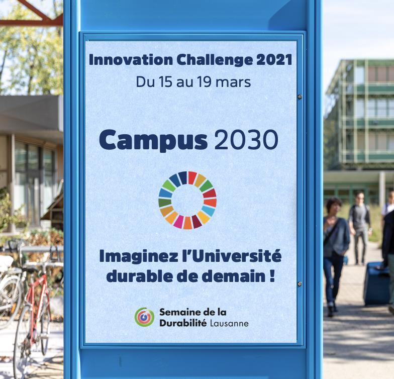 Campus 2030 - Innovation Challenge